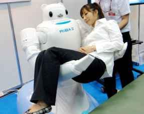 介護 移乗支援ロボット