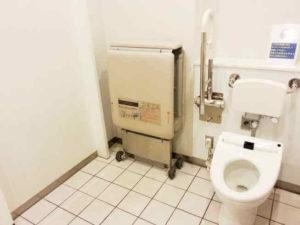 パルコの多目的トイレ1