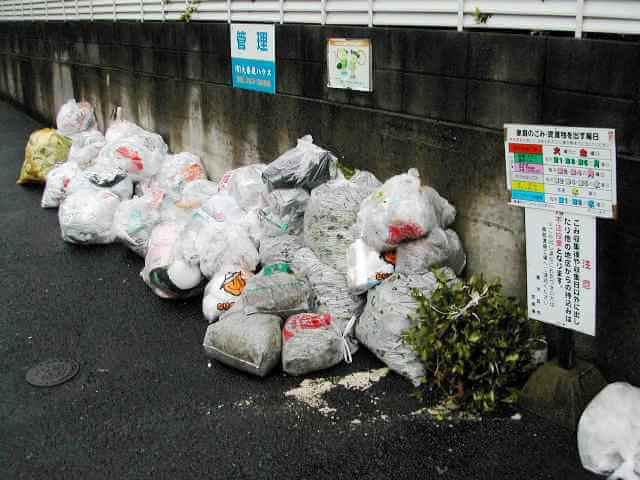 ゴミ捨て場交流で介護を考える - 地域で子どもとお年寄りを支える