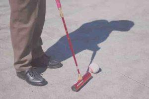 高齢者に人気の趣味 ゲートボール・グラウンドゴルフ
