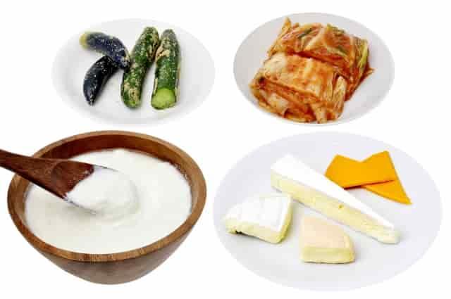 腸活のための食物繊維と腸活食品