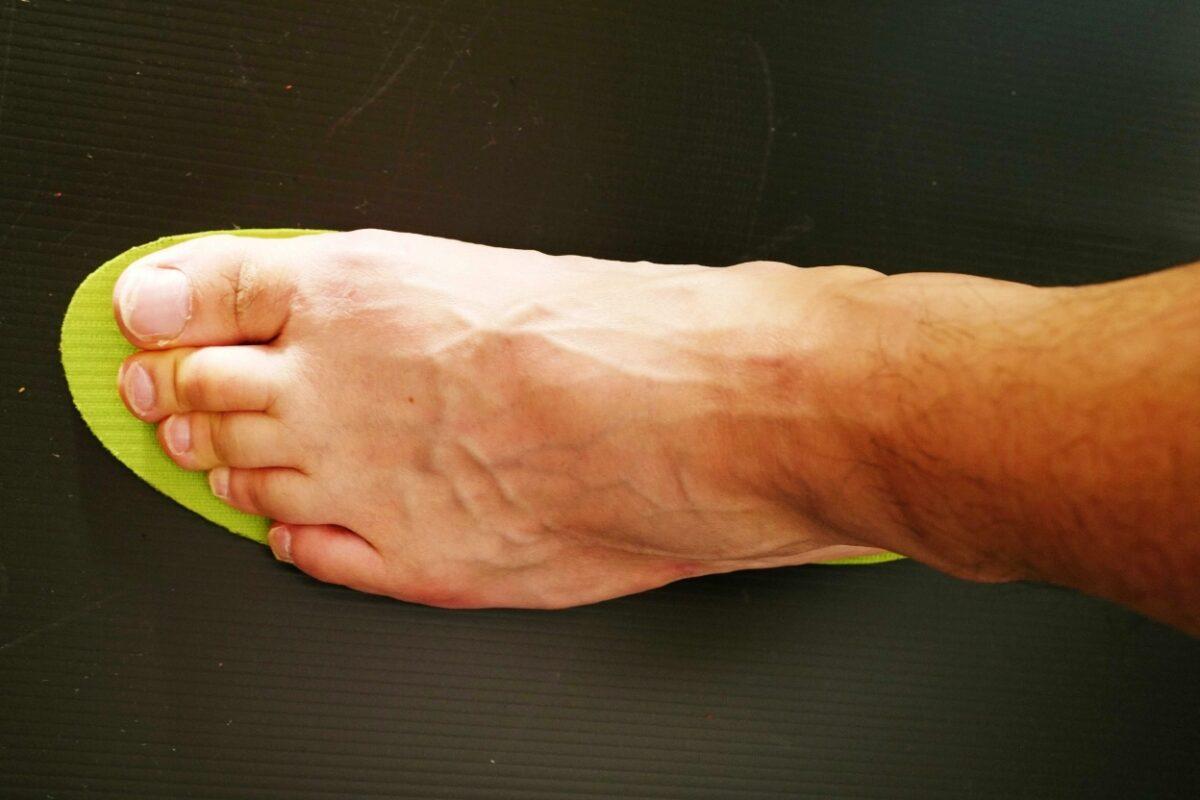 正しい靴のサイズの選び方 靴のサイズはつま先の余裕が1cmちょっとを目安に